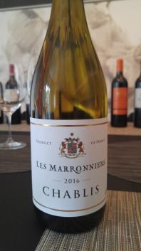 2016 Les Marronniers Chablis