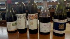 2016 Recanati Shiraz, Upper Galilee Series, 2015 Recanati Purple Blend, 2015 Recanati Merlot, Reserve, Manara Vineyard, 2015 Recanati Cabernet Sauvignon, Reserve, Lebanon Vineyard, 2015