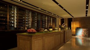Mamilla Winery wine bar in Jerusalem