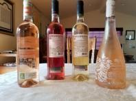 2017 Ramon Cardova Rose - bl, 2017 Vina Encina Rosado - bl, 2017 Roubine La Vie Rose - bl