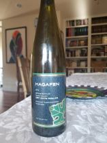 2014 Hagafen Riesling, Dry