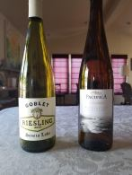 2017 Pacifica Riesling, 2017 Goblet Riesling
