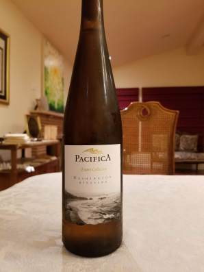2017 Pacifica Riesling, Evan's Collection, Washington