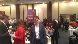 Capcanes Winery with Jurgen at KFWE 2018