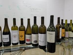 2014 Galil Grenache Noir, 2013 Lueria Rosso, 2017 Netofa Tel Qasser, red, 2017 Domaine Netofa, red, 2017 Vitkin Cabernet Sauvignon, Emek Hefer, 2016 Covenant Syrah, 2015 Avidan Nebbiolo