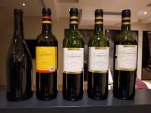 2016 Ramon Cardova Rioja, Old Vines, Limited Edition, 2016 Ramon Cardova Rioja, 2014 Ramon Cardova Rioja, Crianza, 2012 Ramon Cardova Rioja, Crianza, 2002a Ramon Cardova Rioja, Crianza