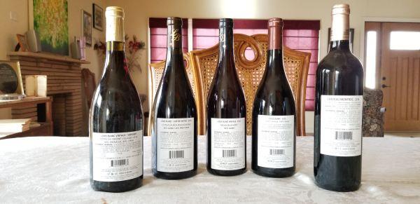 2014 louis blanc vintage servigny, cotes du rhone village, 2012 louis blanc duc de serteil coteaux bourguignons, 2016 louis blanc moulin a vent, 2015 louis blanc julienas, 2014