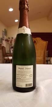 bonnet ponson non dose champagne - bl