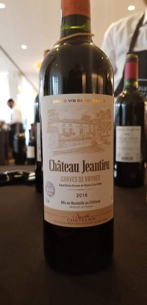 2016 Chateau Jeantieu, Graves de Vayres