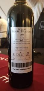 2016 Chateau Terre Blanque - bl