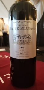 2016 Chateau Terre Blanque