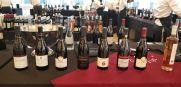 Rhone, Beaujolais, and Chinon wines at Bokobsa Sieva Tasting Feb 2019