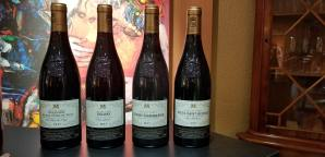 2017 Jean-Philippe Marchand Bourgogne, 2017 Jean-Philippe Marchand Volnay, Lous Luret, 2017 Jean-Philippe Marchand Gevrey-Chambertin, 2017 Jean-Philippe Marchand Nuits-Saint-Georges