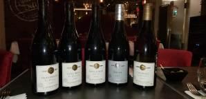 2017 Les Vin de Vienne Condrieu la Chambee, 2017 Les Vin de Vienne Syrah, 2017 Les Vin de Vienne Saint Joseph L'Arzelle, 2017 Les Vin de Vienne Crozes-Hermitage, Les Palignons, 2017 Les Vin de Vienne Cote Rotie