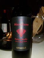 2014 Famiglia Cotarella, Marciliano, Umbria