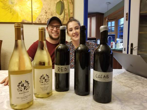 Kos Yeshuos and ESSA Wine Co. 2018 wines.jpg