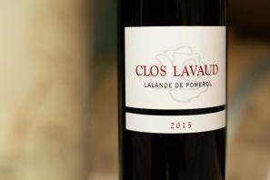 2015 Clos Lavaud, Lalande de Pomerol