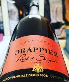 N.V. Drappier Rose de Saignee, Brut