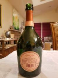 N.V. Laurent Perrier Champagne, Cuvee Rose - bl