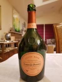 N.V. Laurent Perrier Champagne, Cuvee Rose