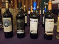 Elvi Wines 2016 Clos Mesorah, 2016 Herenza Crianza, 2018 Herenza Semi, 2014 Herenza Reserva