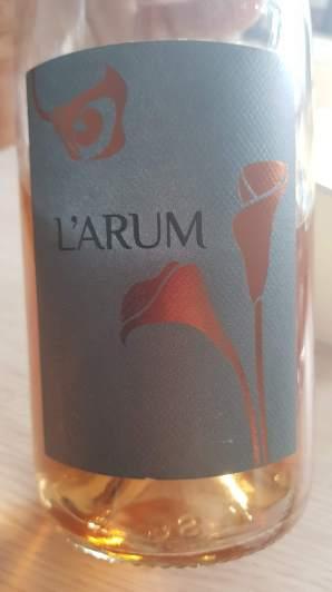 2013 L'Arum, Rosado Umbria