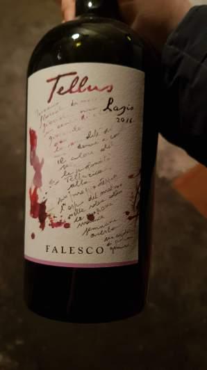 2016 Falesco Tellus, Lazio