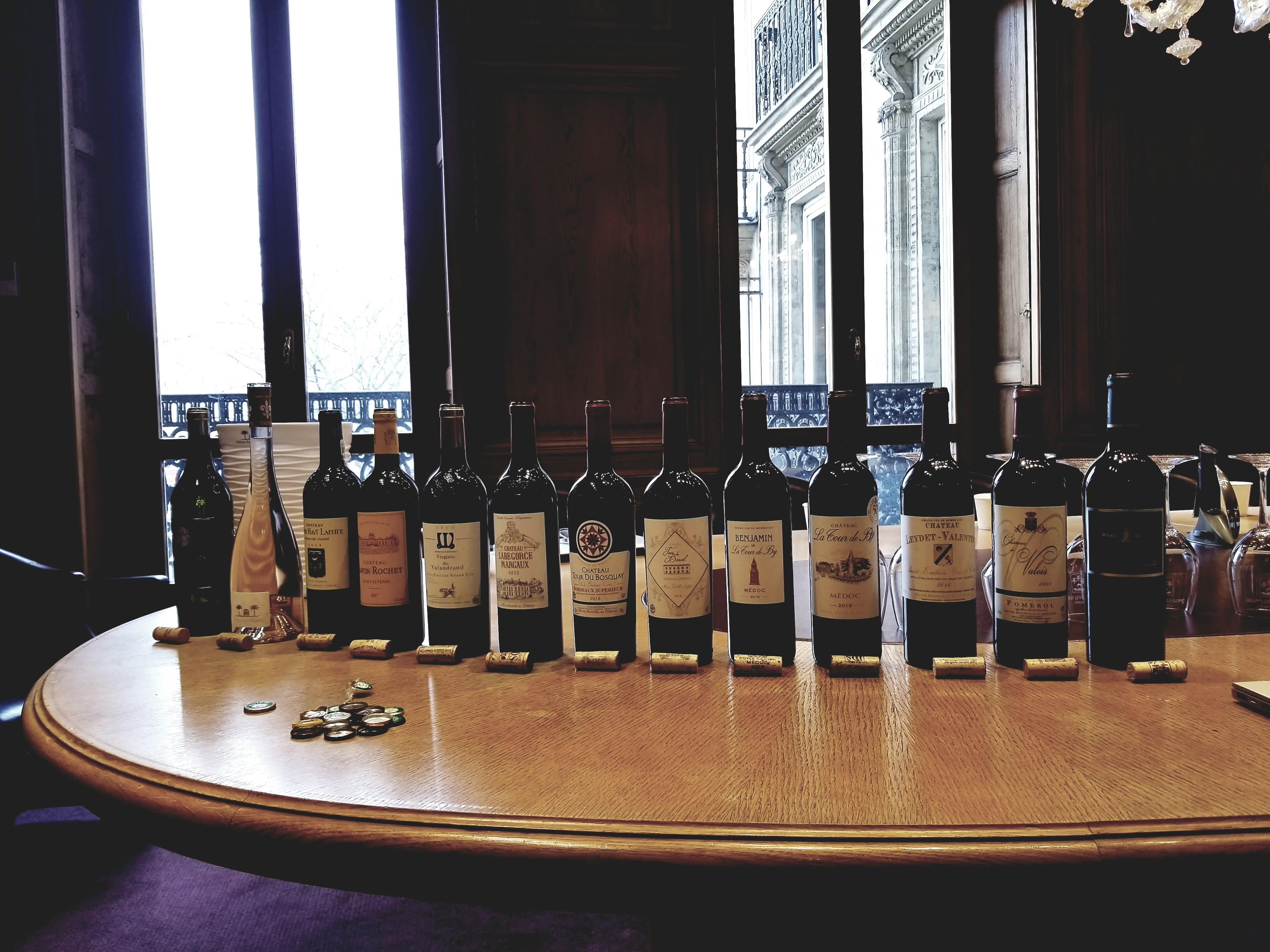 Complete Les Vins IDS wine lineup 2