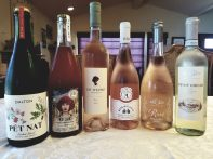 2019 Dalton Pet Nat, 2019 Jezreel Valley Winery Natural, Pet Nat Rose, 2019 Bat Shlomo Rose, 2019 Tura Rose, 2019 Contessa Annalisa Rose, Veneto IGT, 2019 Contessa Annalisa Pinot Grigio, Delle Venezie, D.O.C.