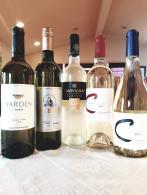 2019 Yarden Sauvignon Blanc, 2019 Tabor Sauvignon Blanc, Adama, 2019 Barkan Sauvignon Blanc, Classic, 2019 Covenant Sauvignon Blanc, Red C, 2019 Covenant Viognier, Blue C
