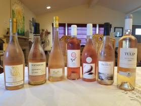 2019 Carmel Rose, Appellation, 2019 Binyamina Rose, Grenache Barbera, Reserve, 2019 Chateau Sainte Marguerite Rose, 2019 Yatir Rose, 2019 1848 Rose, 2nd Generation, 2019 Pacifica Rose, 2019 Tulip White Franc